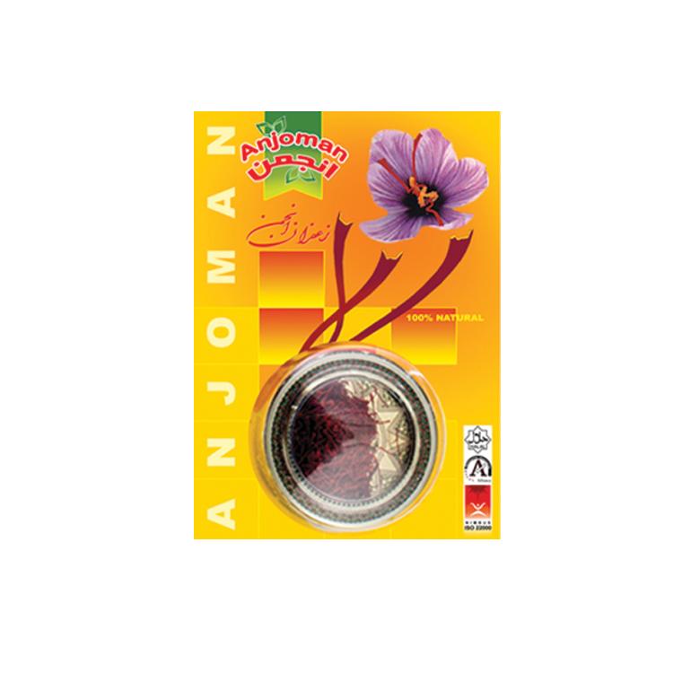 Anjoman Saffron 1g
