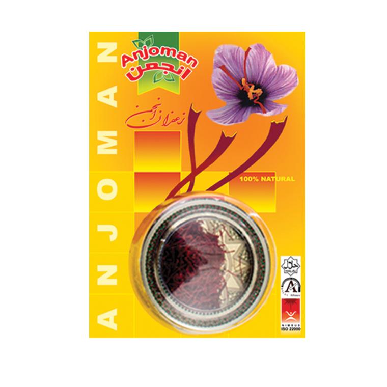 Anjoman Saffron 4g