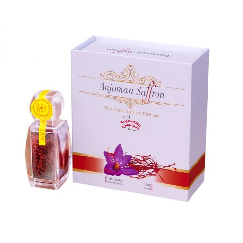 Anjoman Saffron Luxury Pack