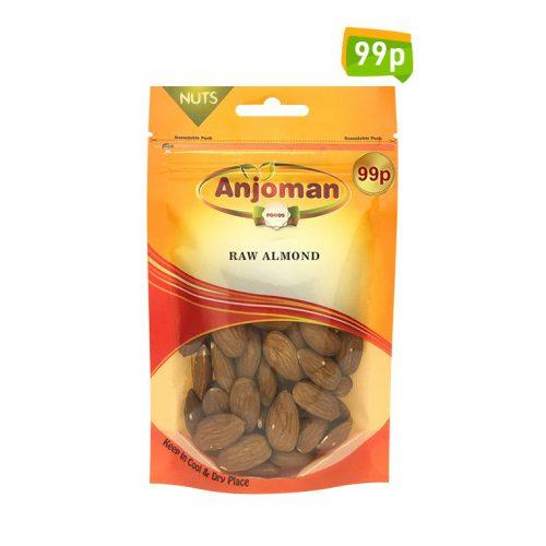 Anjoman Raw Almond