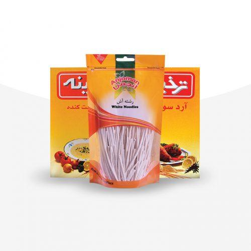 Noodles and barley