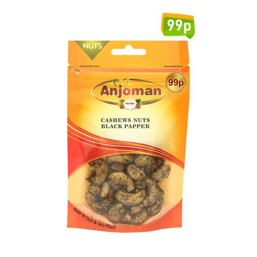 Anjoman Cashews Nuts-Black Papper