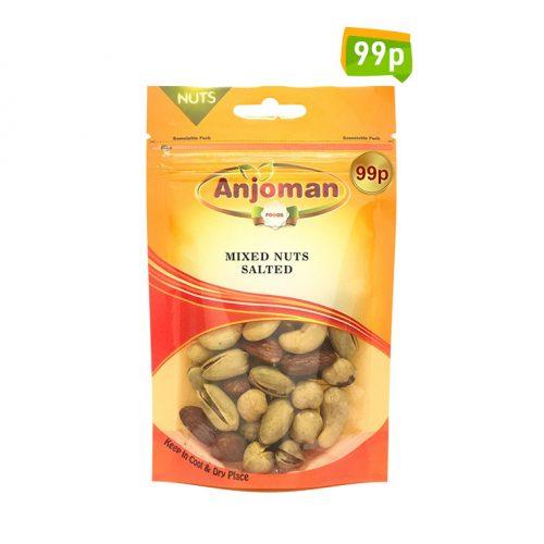 Anjoman Mixed Nuts (Salted)
