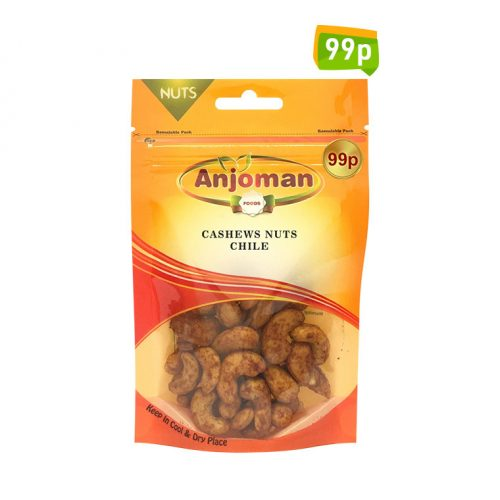 Anjoman Cashews Nuts (Chile)