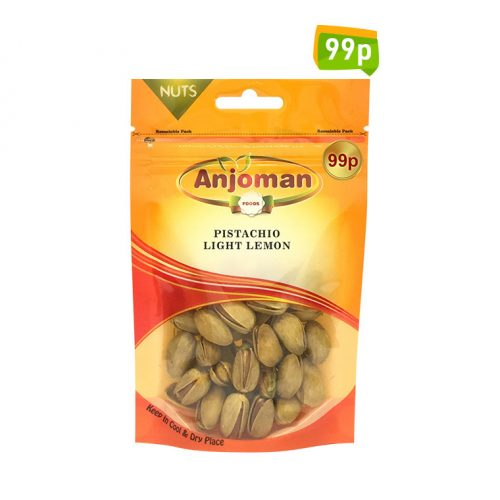 Anjoman Pistachio (Light Lemon)