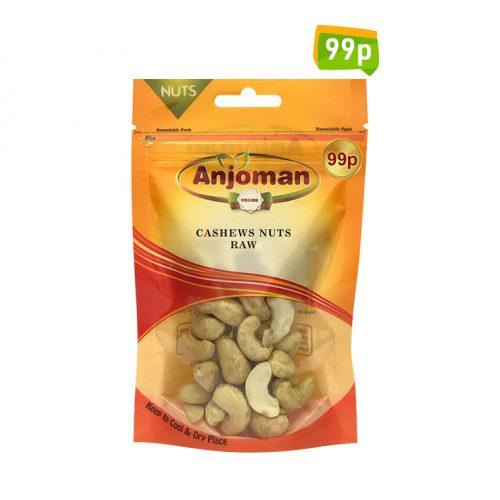 Anjoman Cashews Nuts Raw