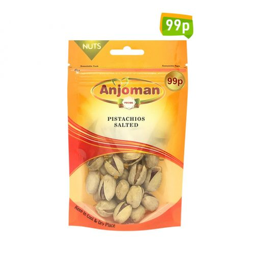 Anjoman Pistachios Salted