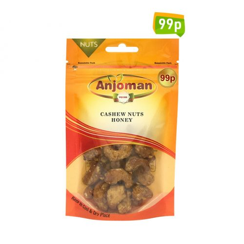 Anjoman Cashew Nuts Honey